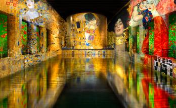 exposition Klimt à Bordeaux
